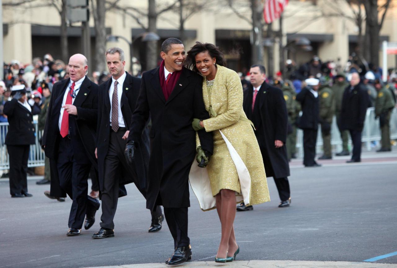 """Obama və xanımından """"love story"""" - FOTOSESSİYA"""