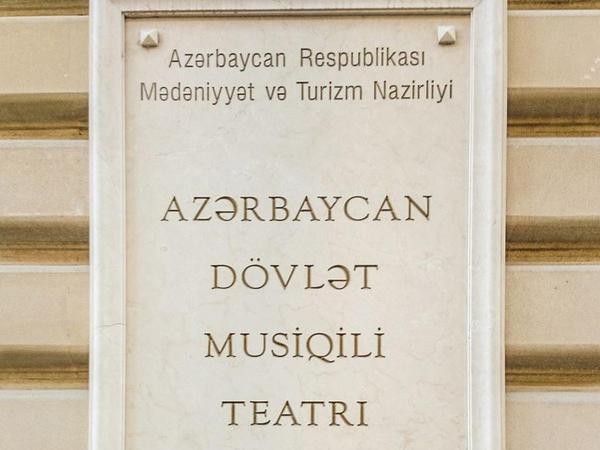 Musiqili Teatrın kollektivi Təbrizdən qayıdıb