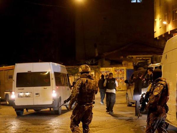 İstanbulda 5 şübhəli saxlanılıb