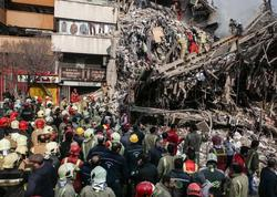 Ticarət mərkəzinin çökməsi nəticəsində 395 milyon dollar ziyan dəyib