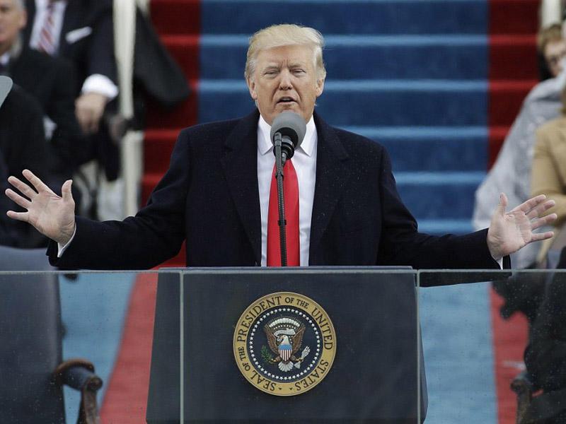Tramp ABŞ-ın yeni prezidenti oldu: