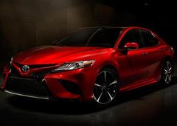 Toyota yeni Camry təqdim etdi - FOTO