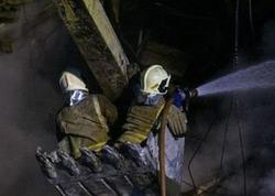 Tehran: çökən binanın altından iki nəfərin cəsədi çıxarılıb - FOTO