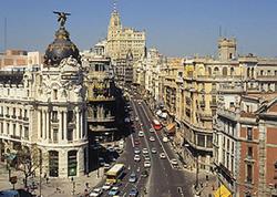 Madriddəki turizm sərgisində erməni təxribatına etiraz - VİDEO