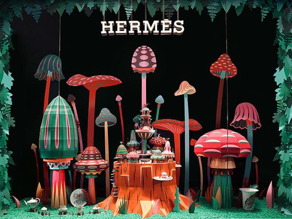 """Dubaydakı yeni """"Hermes"""" - FOTO"""