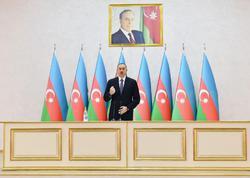 """Prezident İlham Əliyev: """"Dünya da bilir ki, Azərbaycan Ordusu güclü ordular sırasındadır"""""""