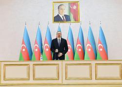 """Prezident İlham Əliyev: """"Heç vaxt Dağlıq Qarabağa müstəqillik verilməyəcək"""""""