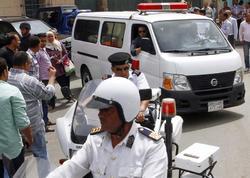 Öküzə görə polislə etirazçılar arasında toqquşma - 60 yaralı