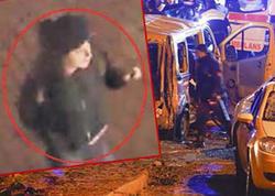 İstanbul terroruyla bağlı ŞOK DETAL - Avtomobildən enən o qadın... - VİDEO - FOTO