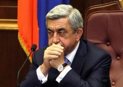 Sarkisyan Ter-Petrosyanla bağlı qərarını verdi