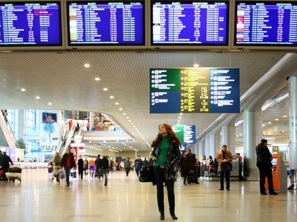Moskva aeroportlarında 30 reys təxirə salınıb