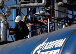 """Qazprom"" qaz ixracında yeni rekord vurub"