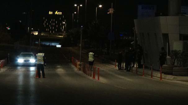 Atatürk hava limanında ATƏŞ SƏSLƏRİ: şübhəli mikroavtobus... - VİDEO - FOTO
