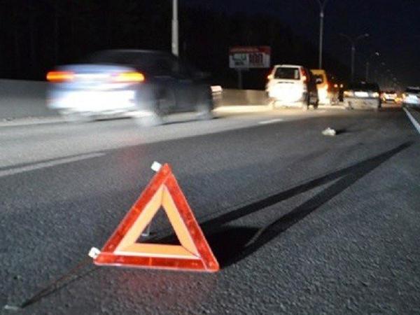 Goranboyda avtomobil aşıb, sürücü xəsarət alıb
