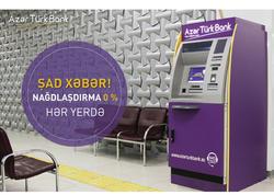 Azər Türk Bank-dan öz müştərilərinə şad xəbər