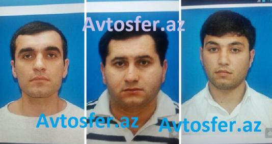 Bakıda yol polisini söyən 3 sürücü həbs olundu - 011, 666, 902 getdi - FOTO