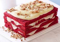 "Qırmızı velvet keks - <span class=""color_red"">RESEPT</span>"