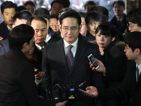 Samsung-un müdir müavini həbs olundu