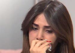 """Aktrisa Şahin Zəkizadənin ailəsindən danışdı: """"Xəstəxanada evlilik təklifi etdi"""" - VİDEO - FOTO"""