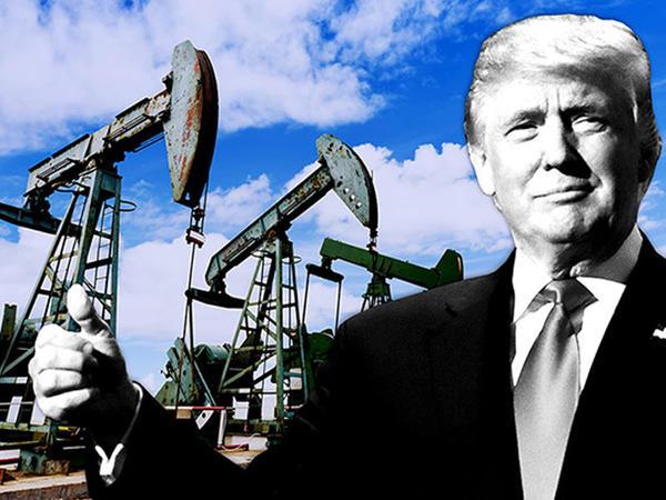 Tramp nefti bahalaşdıracaq