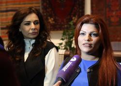 """Bahar """"Xocalı"""" layihəsini təqdim etdi - FOTO"""