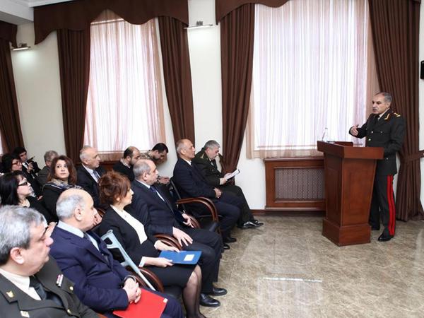 """Hərbi prokuror: """"Dağlıq Qarabağda """"referendum"""" keçirilməsi tam qanunsuzdur"""""""