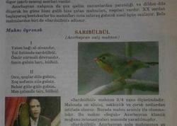Orta məktəb dərsliyində növbəti QALMAQAL - Bu dəfə xalq mahnısı...