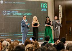 """""""Most Fashionable Awards"""" 2017 beynəlxalq mükafatladırılma mərasiminin açılışı keçiriləcək - FOTO"""
