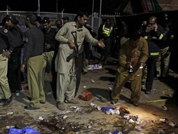 Pakistanda daha bir PARTLAYIŞ: 6 ölü