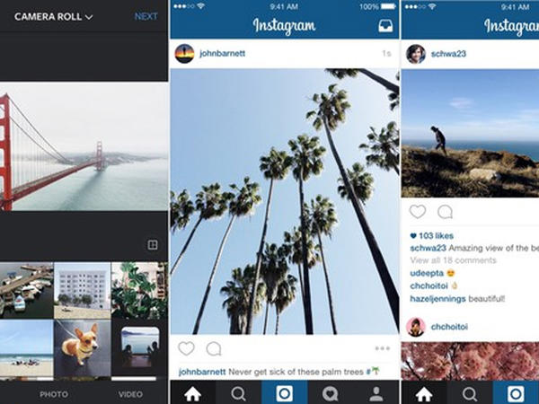 Instagram-dan yenilik