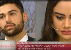 Naza Bakıdan yenə Əli adlı gənc elçi düşdü - VİDEO