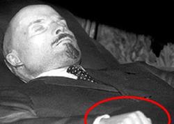 ŞOK İDDİA - Lenin dirildi - VİDEO