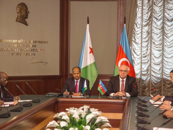 Azərbaycan və Cibuti arasında mülki aviasiya sahəsində hökumətlərarası saziş imzalanıb