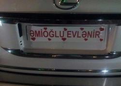 """""""Ağcabədi, saga ver, saxla"""": nömrə əvəzinə söz yazmaq olarmı?"""