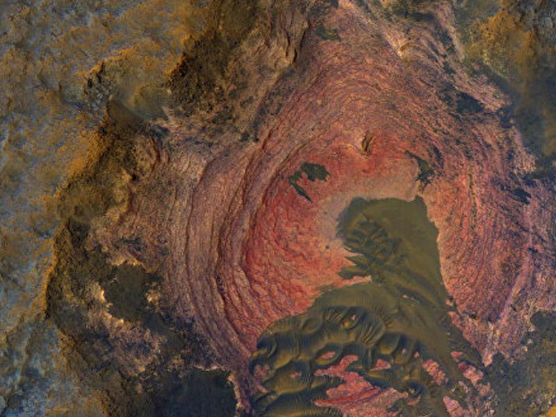 Marsın ürəyini göstərdilər