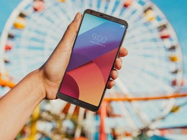 "LG G6"" rəsmi olaraq təqdim olundu - FOTO"