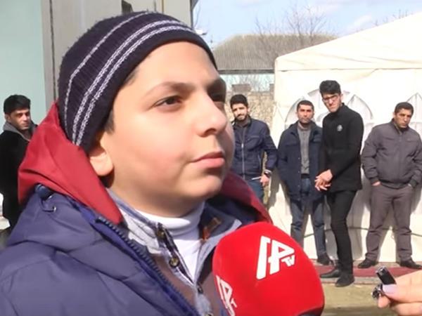 """""""Atam mənə söz vermişdi ki, sağalacaq"""" - VİDEO"""