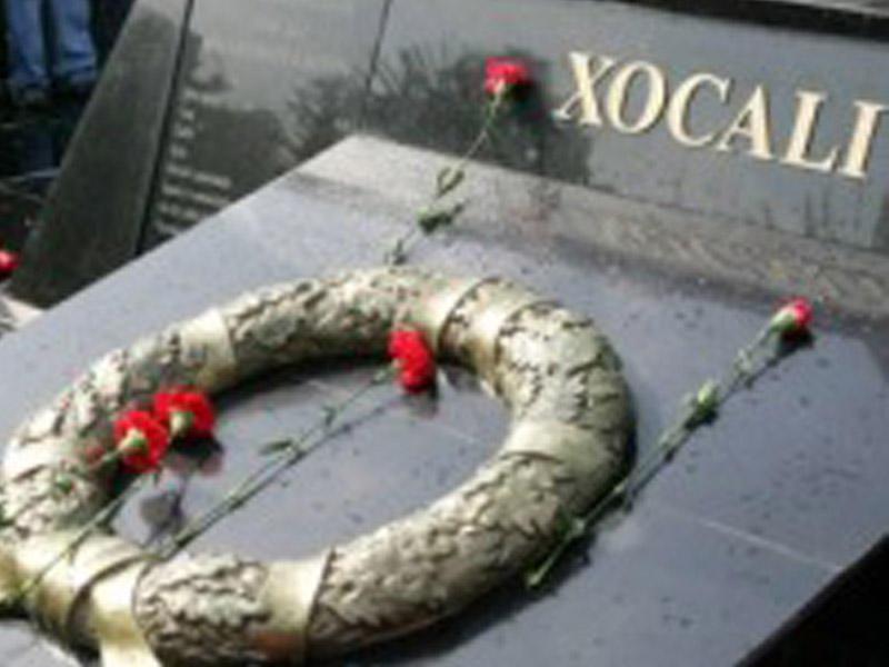 Fransada Xocalı soyqırımının tanınması üçün PETİSİYA təqdim olundu