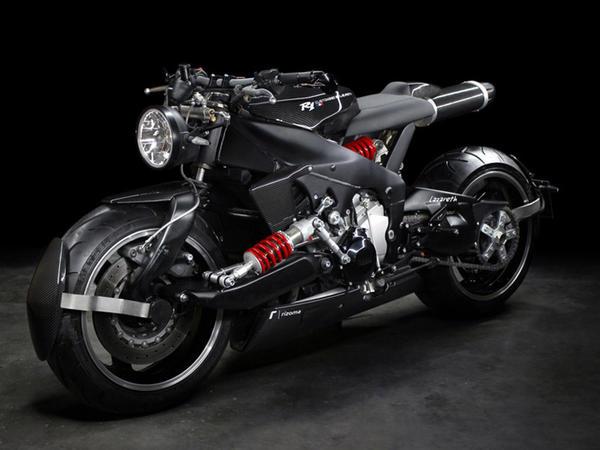 Yamaha yeni kastom bayk oldu - FOTO