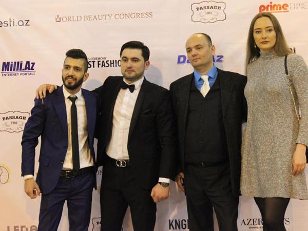 """""""Most Fashionable Awards"""" 2017 mərasiminin açılışı keçirilib - FOTO"""