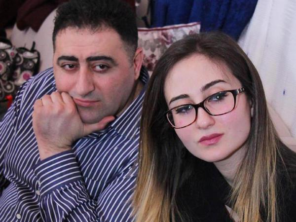 Ramil Səfərov xanımı ilə tədbirdə - FOTO