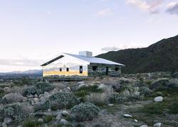 Koaçella vadisində güzgü ev - FOTO