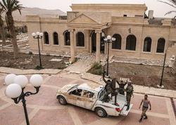"""Daha bir şəhər """"İŞİD""""dən azad edildi"""