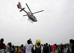 Helikopter qəzasında ölənlərin sayı 9-a çatdı
