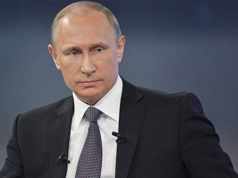 Putin 10 generalı işdən çıxardı