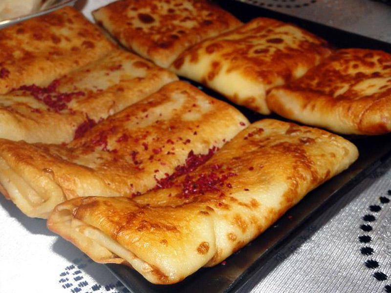 Günün resepti: ətli blinçik - FOTO