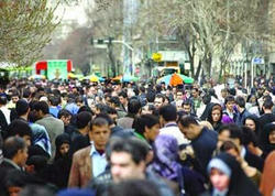 İranda əhalinin sayı artıb - 80 milyona nə qaldı?