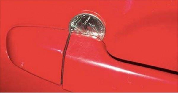 Avtomobili olanların NƏZƏRİNƏ: Oğruların inanılmaz fırıldağı... - FOTO