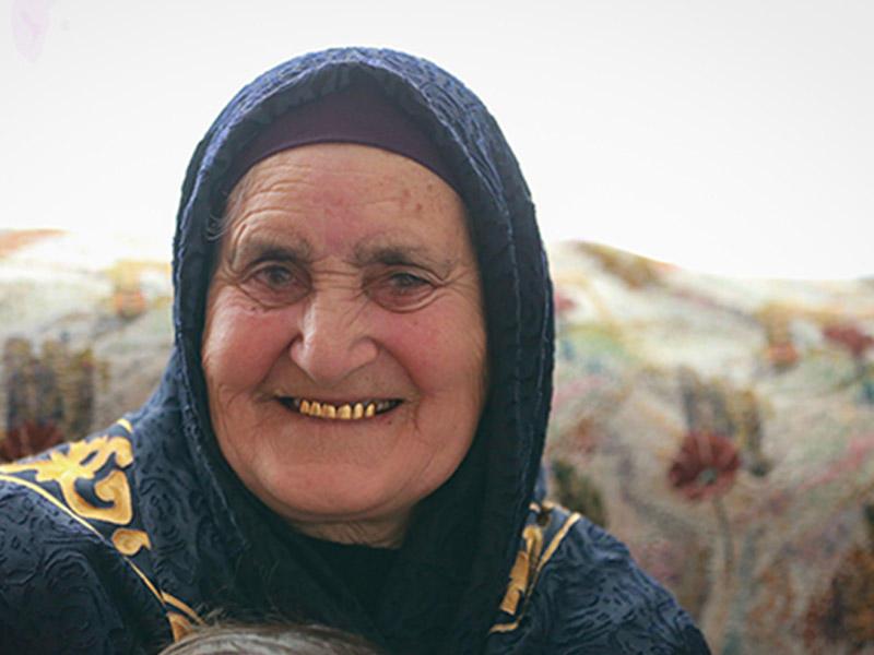 Ləzgilər papaq atmır - Buduqlu qadınlar şamlarla gəzirlər - FOTO