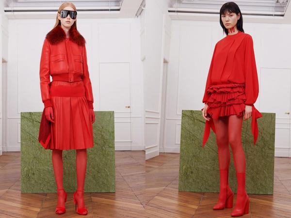 """""""Givenchy""""dən payız-qış kolleksiyası - FOTO"""